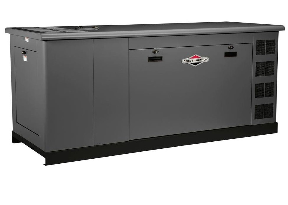 Briggs & Stratton Liquid Cooled Generator by LT Generators