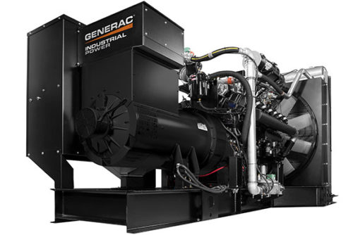 Generac Industrial Gaseous Generators by LT Generators