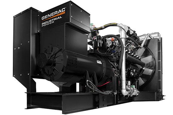 Generac Industrial Gaseous Generators by LT Generators