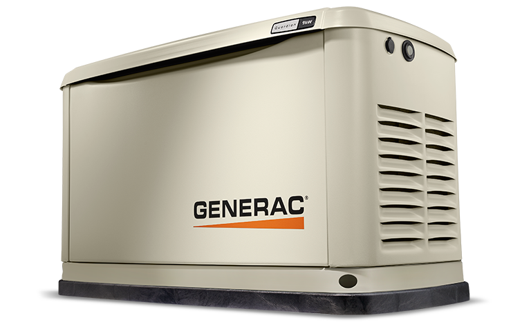 Generac Guardian Series Generator at LT Generators