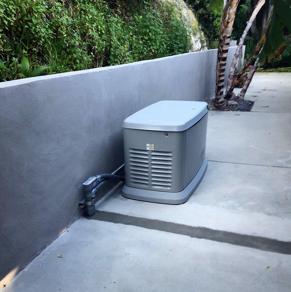Generac Residential 11KW Palisades, CA
