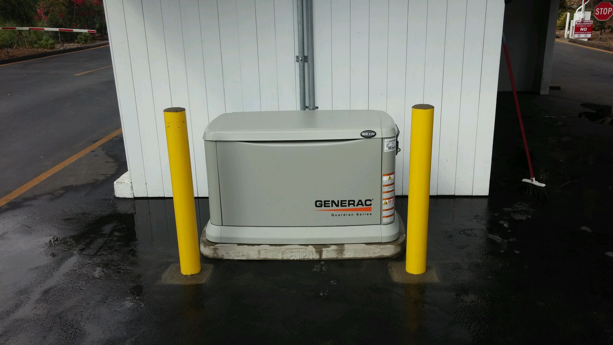 Residential and Commercial Backup Generators and Installation