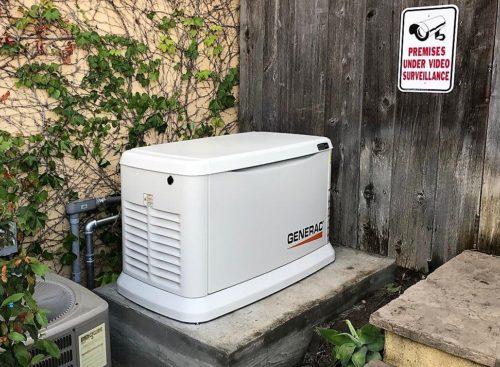 LT Generators Generac 16KW