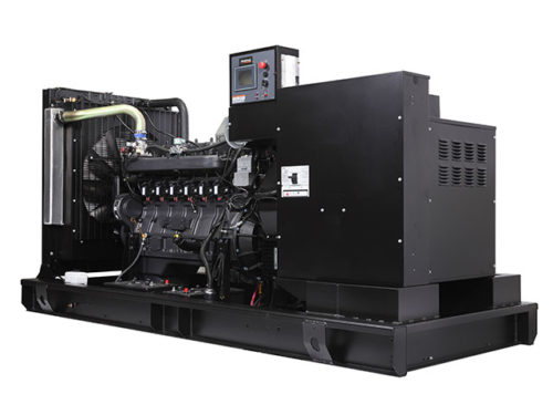 Generac Gaseous Industrial Generator 150-300KW by LT Generators