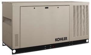 Kohler Liquid Cooled Generator Natural Gas or Propane by LT Generators