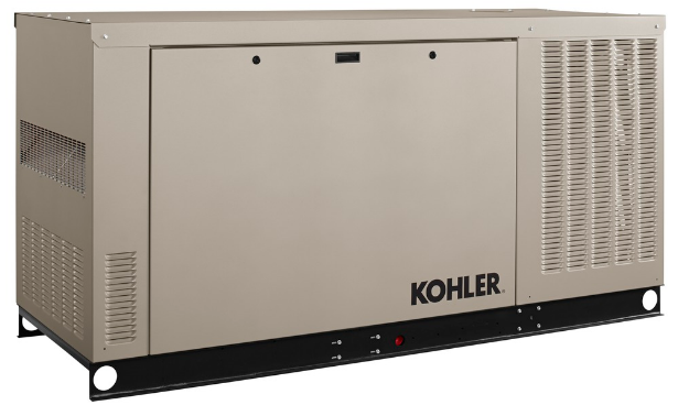 Kohler Liquid Cooled Generator Natural Gas or Propane by LT Generators