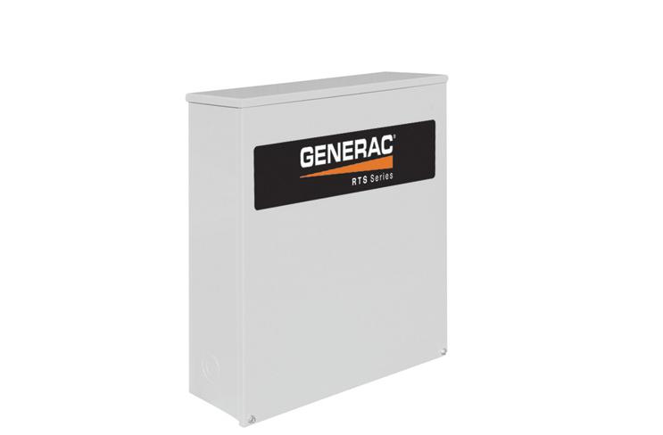 Generac Residential Transfer Switch