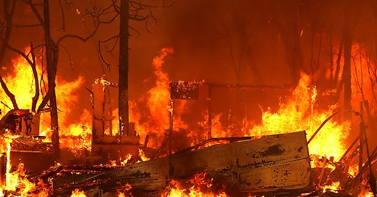 Purchase of Home Generators Increase Due to California Wildfires Part 1